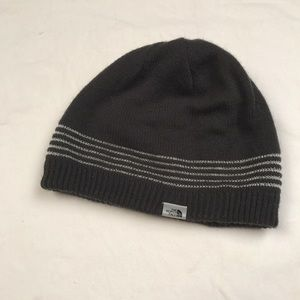 North face winter beanie - hat